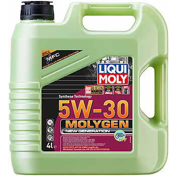 Molygen New Generation DPF 5W-30 NEW